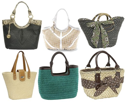 Black Straw Bags For Summer Black Straw Bag With Reptile