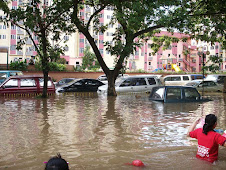 Banjir besar Klp.Gading 2007 siklus 5 thn an