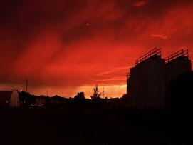 Firery Sunsets