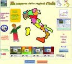 Alla scoperta delle regioni d'Italia