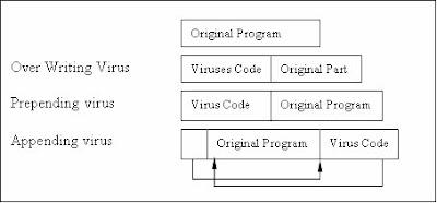 Gambar Fisik Virus Komputer