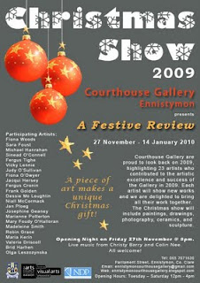 Courthouse Gallery Ennistymon - 'A Festive Review'