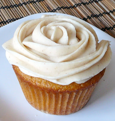 Baked Perfection: Brown Butter Pumpkin Cupcakes with ...