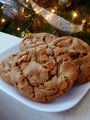 Butterscotch Gingerbread Cookies Recipe — Dishmaps