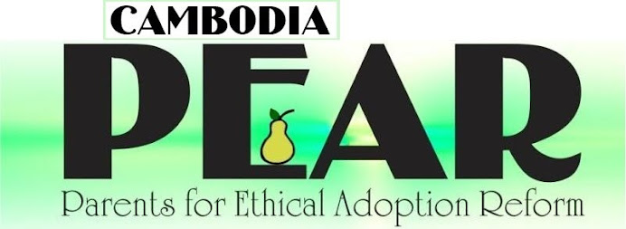 PEAR Adoption Information - Cambodia