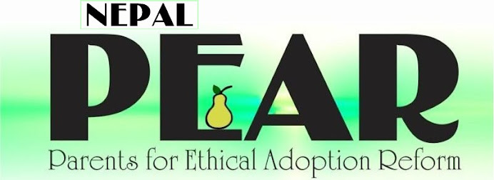 PEAR Adoption Information - Nepal