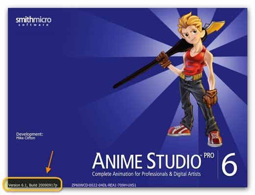 Anime Studio PRO 6.1