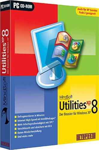 MindSoft Utilities XP 2009.20