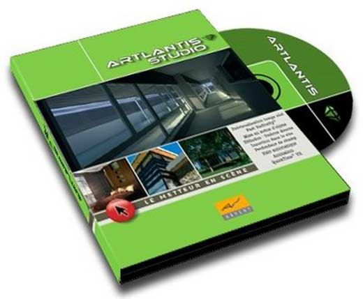 Artlantis studio v3 0 3 2 ml espa ol dise a la casa de for Disena tu casa gratis