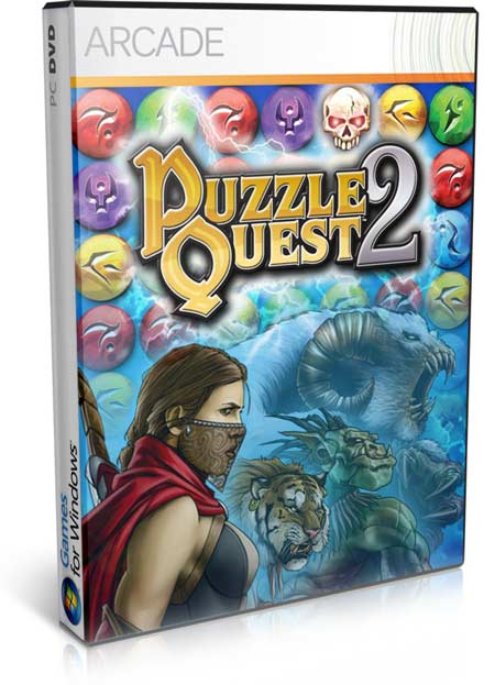 Puzzle Quest 2 (Multilenguaje) (PC-GAME)
