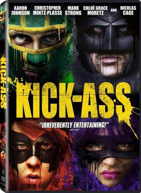 Kick-Ass: Un superhéroe sin super poderes (Español Latino) (DVDRip) (2010)