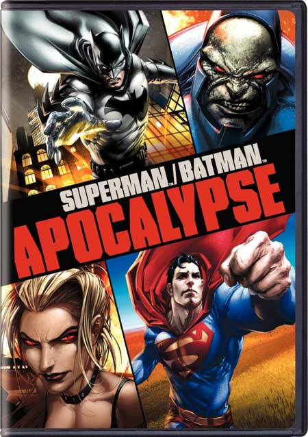 Superman/Batman: Apocalipsis (Español Latino) (DVDRip) (2010)