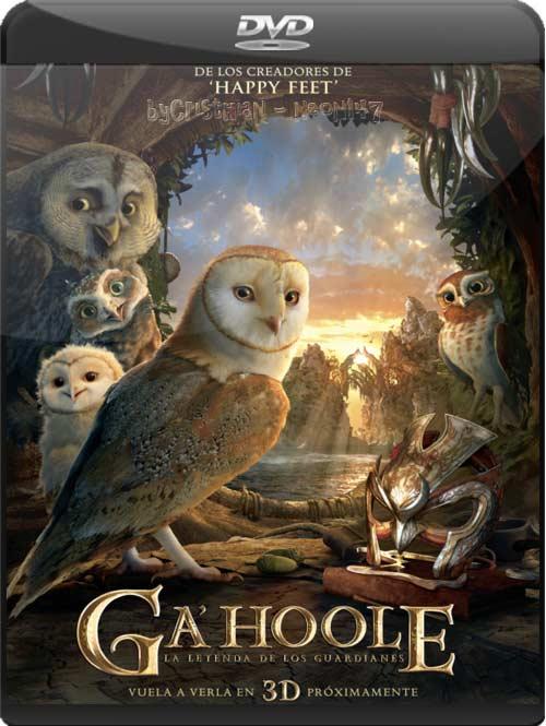 GaHoole: La Leyenda de los Guardianes (Español Latino) (DVDRip) (AC3 5.1) (2010)