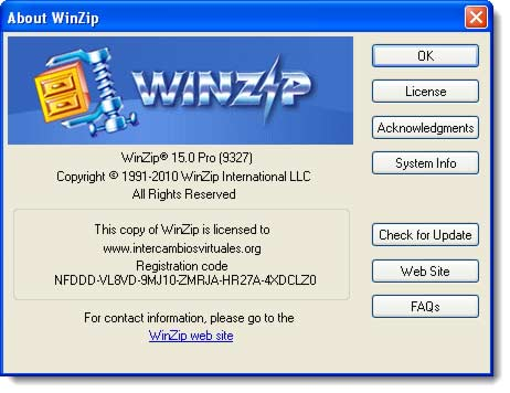 WinZip Crack 23 With PRO Activation Code 2019