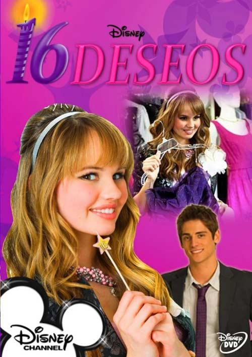 16 Deseos (Español Latino) (DVDRip) (2010)