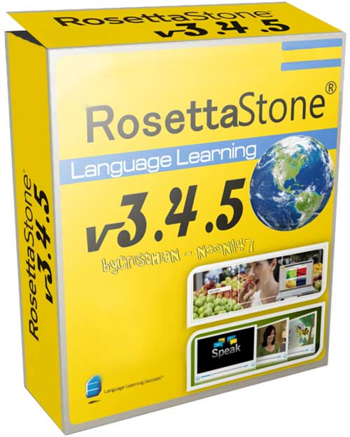 Rosetta Stone Language Learning v3.4.5 (Multilenguaje)