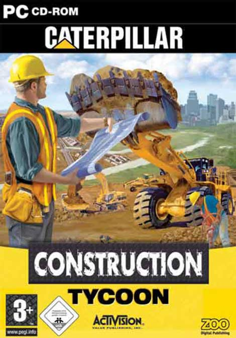 Caterpillar Construction Tycoon (PC-GAME) (2010)