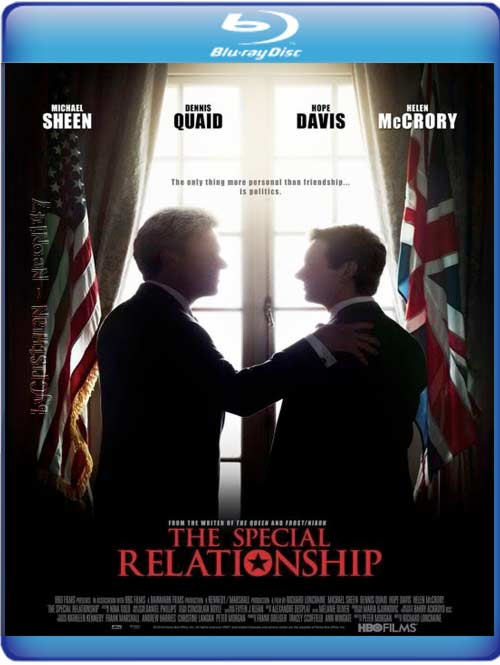 Relaciones Especiales (Español Latino) (BRrip) (2010)