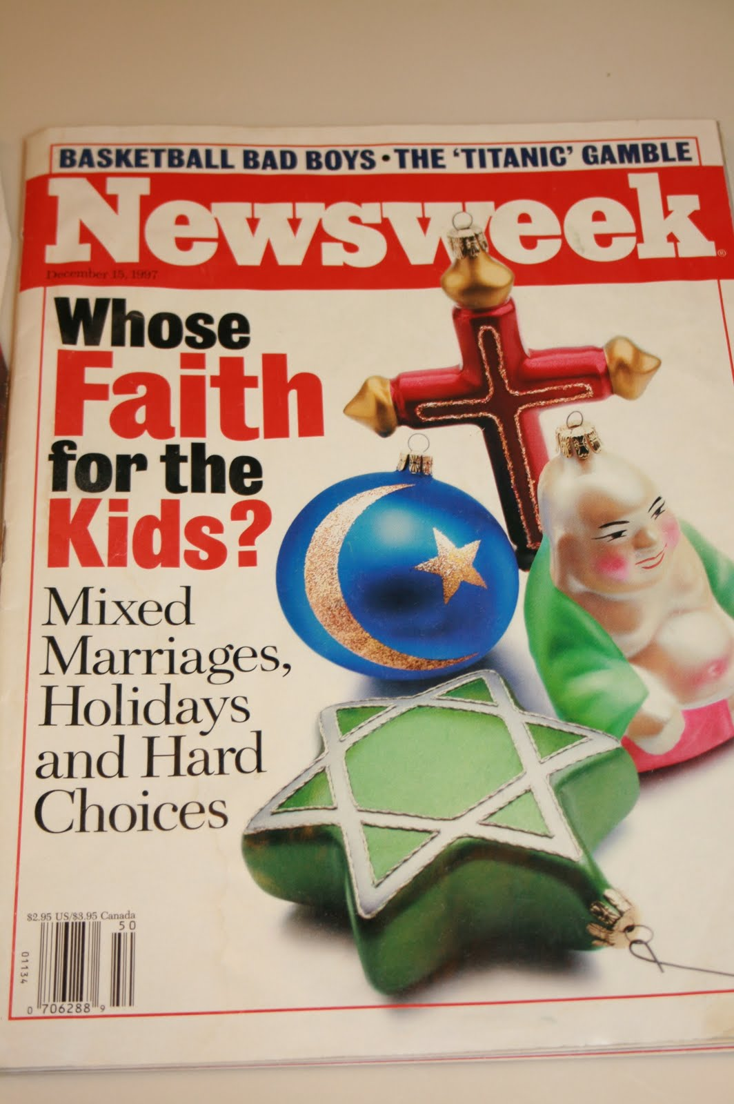 Newsweek magazine my turn essays