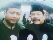 Bersama Ketua IPSI JATIM ( Gubernur Jatim Sukarwo )