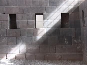 le temple du soleil de Cuzco