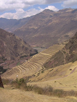 Pisac, site exceptionnel de la vallée sacrée des incas