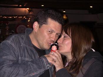 Marco Antonio et Marina