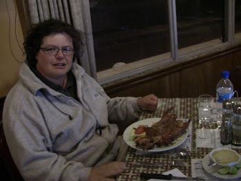 j'ai mangé du cochon d'inde!