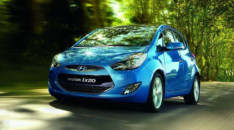 2011 Hyundai Ix20 Exibition Car Contest