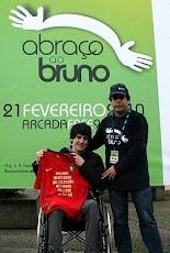Abraço ao Bruno - Reportagem