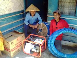 Peneriman Mesin Pompa Air
