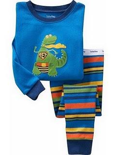 Gap Pyjamas (Dinosour)