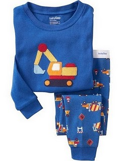 Gap Pyjamas (Tractor)