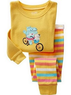 Gap Pyjamas (Hippo)