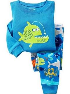 Gap Pyjamas (Blue Ocean)