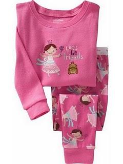 Gap Pyjamas ( Lets Be Friend)