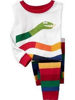 Gap Pyjamas (Snake)