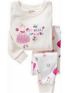 Gap Pyjamas (Princess)