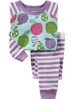 Gap Pyjamas (Apple)