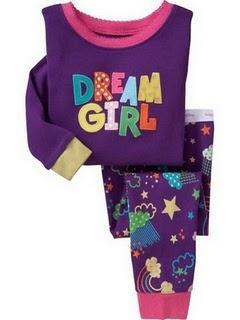 Gap Pyjamas (DreamGirl)