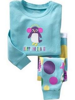 Gap Pyjamas (Penguin)