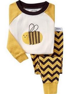 Gap Pyjamas (Bee)