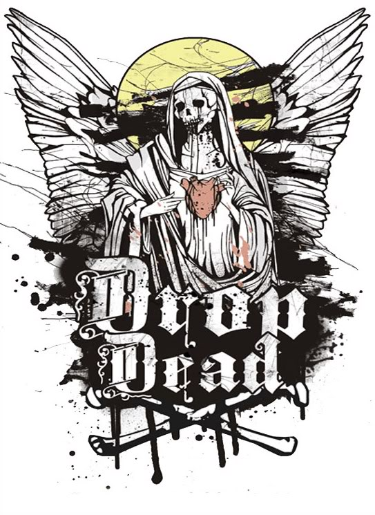 drop dead wallpaper backgrounds