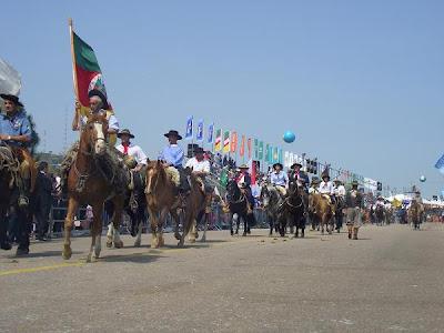 Desfile Farroupilha 2010