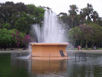 fonte do Parque Farroupilha, Redenção