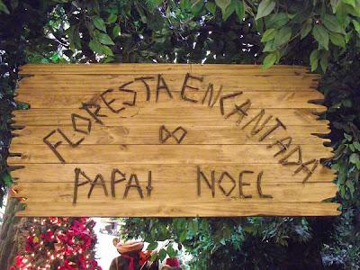 Floresta Encantada do Papai Noel