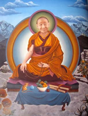 Geshe Langri Tangpa (s. XI-XII)