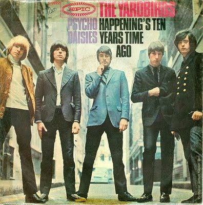 Yardbirds Ten Little Indians Drinking Muddy Water