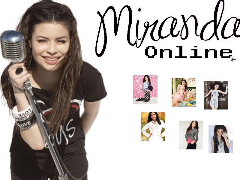 MirandaOnline//Notícias de Miranda Cosgrove!