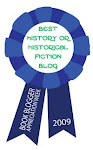 BBAW &#39;09: Winner of Best History/Historical Fiction Blog